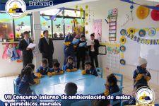 IV CONCURSO INTERNO DE AMBIENTACIÓN DE AULAS