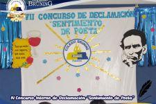 IV CONCURSO INTERNO DE DECLAMACIÓN